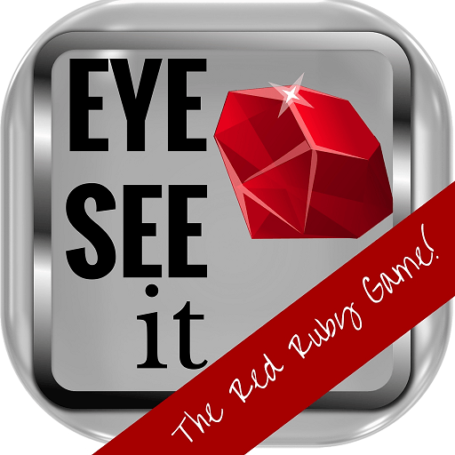 Eye See It – The Red Ruby Game